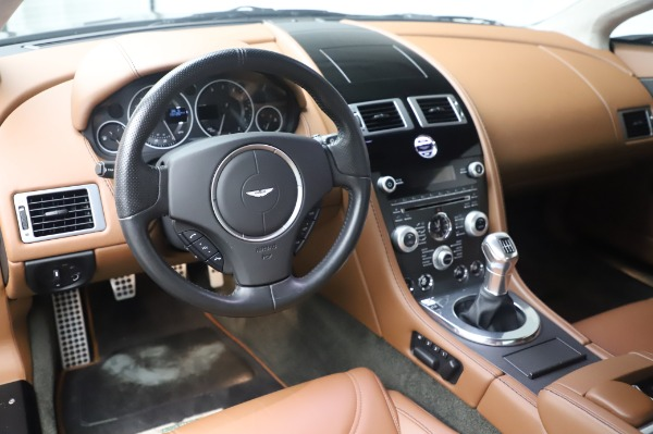 Used 2011 Aston Martin V12 Vantage Coupe for sale $108,990 at Aston Martin of Greenwich in Greenwich CT 06830 13
