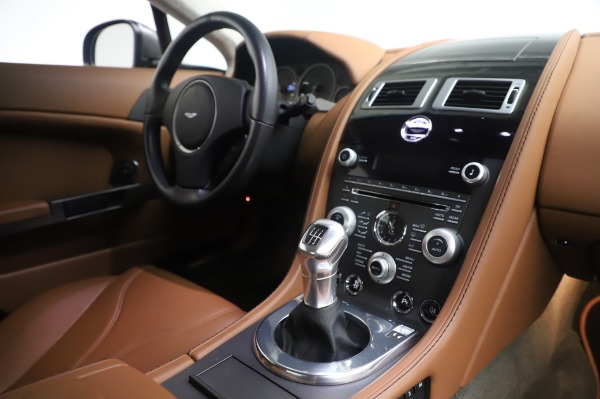 Used 2011 Aston Martin V12 Vantage Coupe for sale $108,990 at Aston Martin of Greenwich in Greenwich CT 06830 17