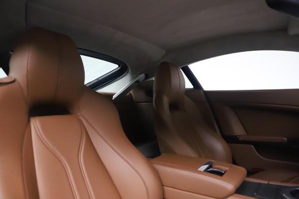 Used 2011 Aston Martin V12 Vantage Coupe for sale $108,990 at Aston Martin of Greenwich in Greenwich CT 06830 18