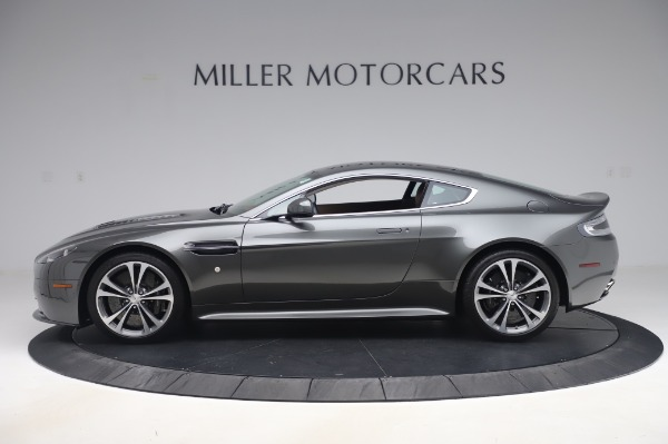 Used 2011 Aston Martin V12 Vantage Coupe for sale $108,990 at Aston Martin of Greenwich in Greenwich CT 06830 2
