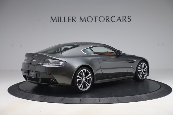 Used 2011 Aston Martin V12 Vantage Coupe for sale $108,990 at Aston Martin of Greenwich in Greenwich CT 06830 7
