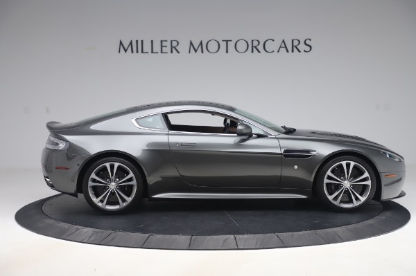 Used 2011 Aston Martin V12 Vantage Coupe for sale $108,990 at Aston Martin of Greenwich in Greenwich CT 06830 8