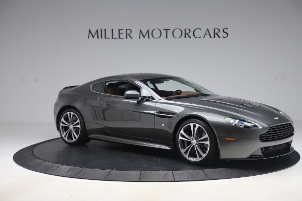 Used 2011 Aston Martin V12 Vantage Coupe for sale $108,990 at Aston Martin of Greenwich in Greenwich CT 06830 9