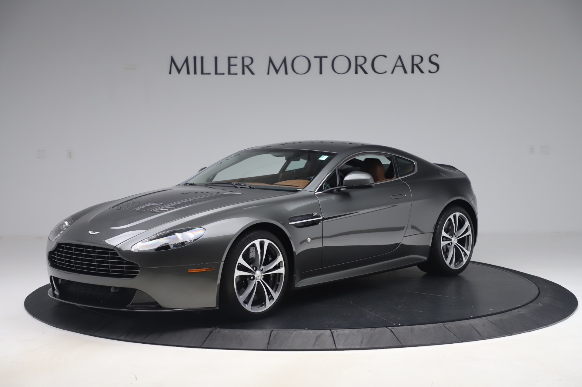 Used 2011 Aston Martin V12 Vantage Coupe for sale $108,990 at Aston Martin of Greenwich in Greenwich CT 06830 1