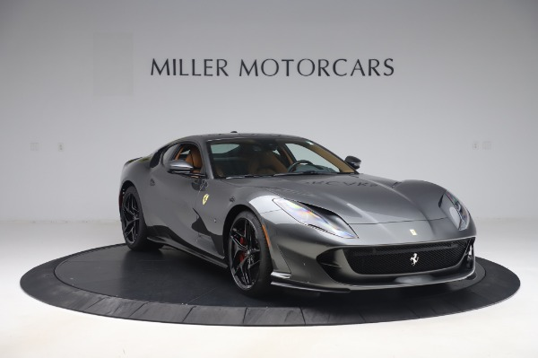 Used 2020 Ferrari 812 Superfast for sale $399,900 at Aston Martin of Greenwich in Greenwich CT 06830 11
