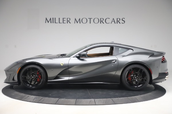Used 2020 Ferrari 812 Superfast for sale $399,900 at Aston Martin of Greenwich in Greenwich CT 06830 3