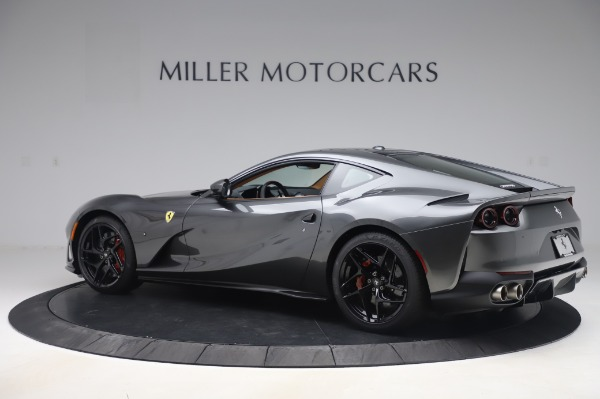 Used 2020 Ferrari 812 Superfast for sale $399,900 at Aston Martin of Greenwich in Greenwich CT 06830 4