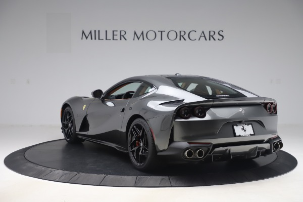 Used 2020 Ferrari 812 Superfast for sale $399,900 at Aston Martin of Greenwich in Greenwich CT 06830 5