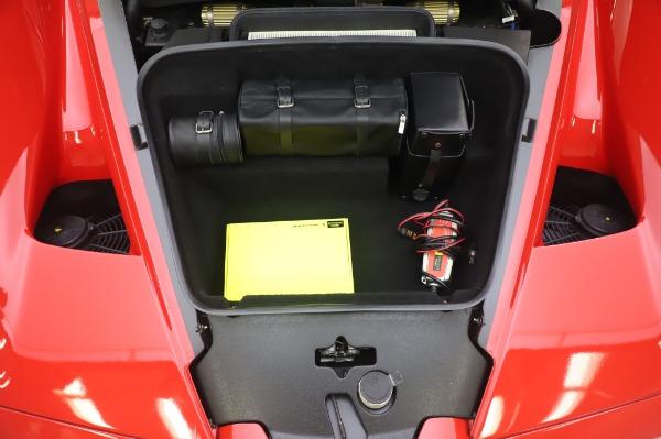 Used 2003 Ferrari Enzo for sale $3,195,000 at Aston Martin of Greenwich in Greenwich CT 06830 27
