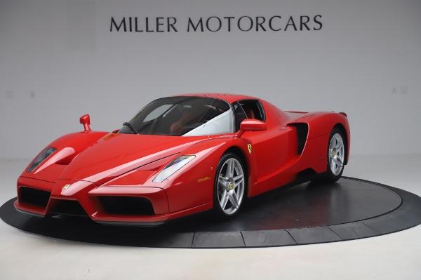 Used 2003 Ferrari Enzo for sale $3,195,000 at Aston Martin of Greenwich in Greenwich CT 06830 1