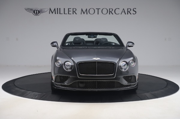Used 2016 Bentley Continental GTC Speed for sale $149,900 at Aston Martin of Greenwich in Greenwich CT 06830 11