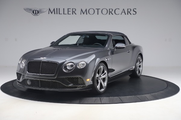 Used 2016 Bentley Continental GTC Speed for sale $149,900 at Aston Martin of Greenwich in Greenwich CT 06830 12