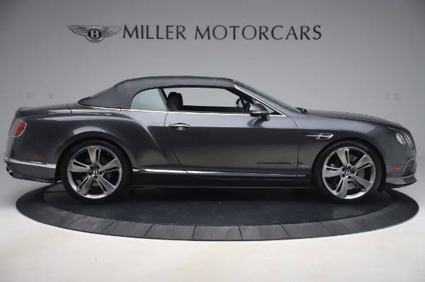 Used 2016 Bentley Continental GTC Speed for sale $149,900 at Aston Martin of Greenwich in Greenwich CT 06830 15
