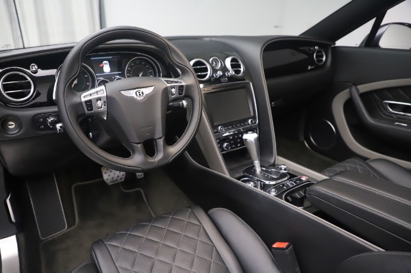 Used 2016 Bentley Continental GTC Speed for sale $149,900 at Aston Martin of Greenwich in Greenwich CT 06830 17