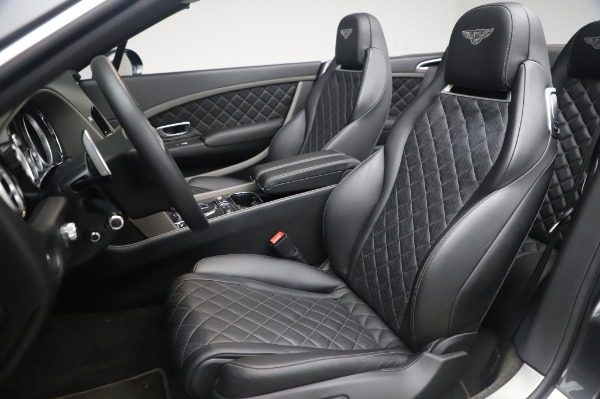 Used 2016 Bentley Continental GTC Speed for sale $149,900 at Aston Martin of Greenwich in Greenwich CT 06830 19