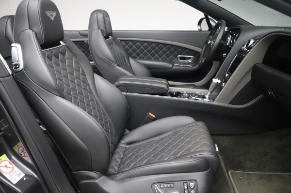 Used 2016 Bentley Continental GTC Speed for sale $149,900 at Aston Martin of Greenwich in Greenwich CT 06830 24