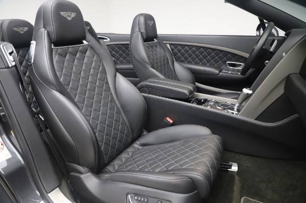 Used 2016 Bentley Continental GTC Speed for sale $149,900 at Aston Martin of Greenwich in Greenwich CT 06830 25