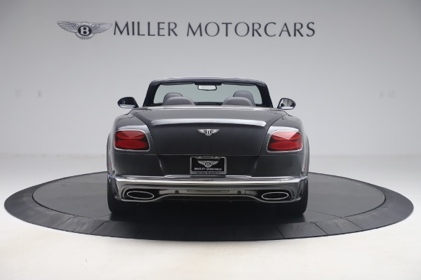 Used 2016 Bentley Continental GTC Speed for sale $149,900 at Aston Martin of Greenwich in Greenwich CT 06830 6