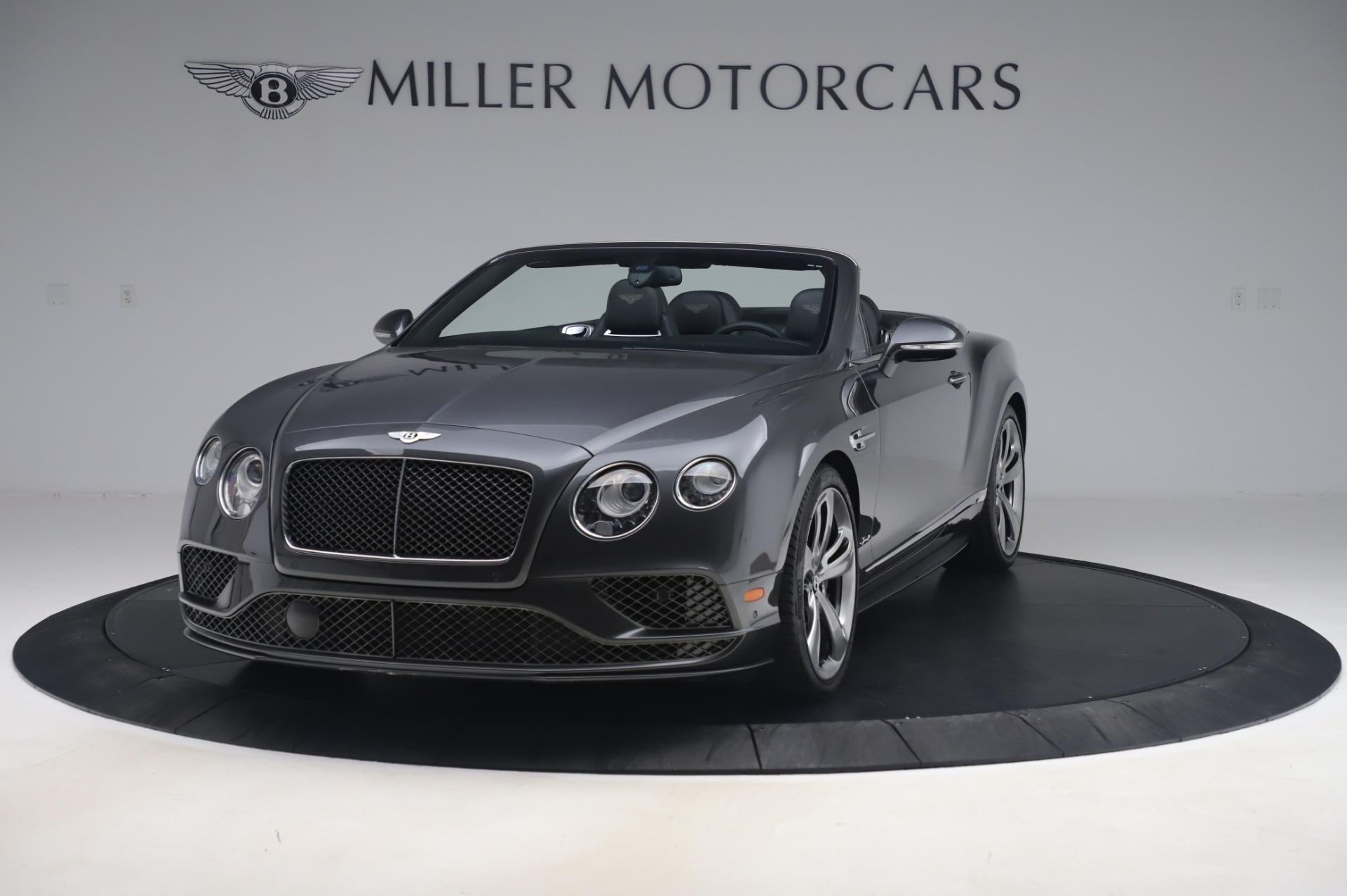 Used 2016 Bentley Continental GTC Speed for sale $149,900 at Aston Martin of Greenwich in Greenwich CT 06830 1