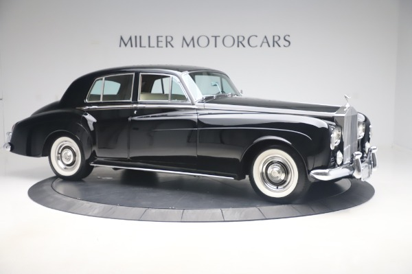 Used 1965 Rolls-Royce Silver Cloud III for sale $99,900 at Aston Martin of Greenwich in Greenwich CT 06830 11