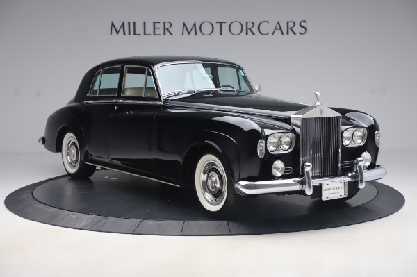 Used 1965 Rolls-Royce Silver Cloud III for sale $99,900 at Aston Martin of Greenwich in Greenwich CT 06830 12