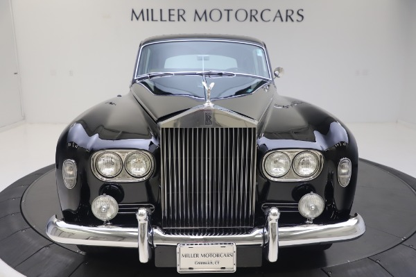 Used 1965 Rolls-Royce Silver Cloud III for sale $99,900 at Aston Martin of Greenwich in Greenwich CT 06830 13