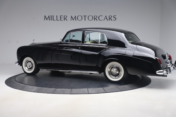 Used 1965 Rolls-Royce Silver Cloud III for sale $99,900 at Aston Martin of Greenwich in Greenwich CT 06830 4
