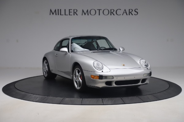 Used 1998 Porsche 911 Carrera 4S for sale Sold at Aston Martin of Greenwich in Greenwich CT 06830 10