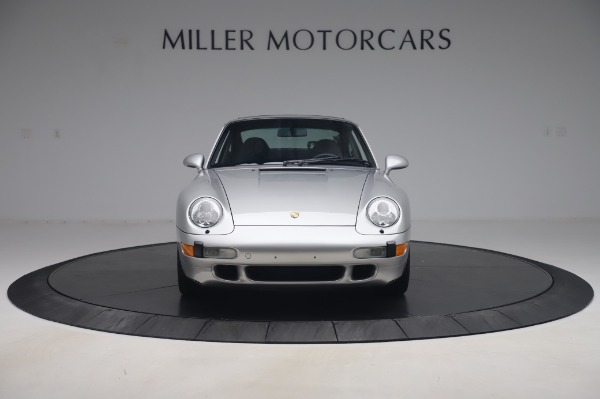 Used 1998 Porsche 911 Carrera 4S for sale Sold at Aston Martin of Greenwich in Greenwich CT 06830 11