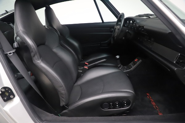 Used 1998 Porsche 911 Carrera 4S for sale Sold at Aston Martin of Greenwich in Greenwich CT 06830 17