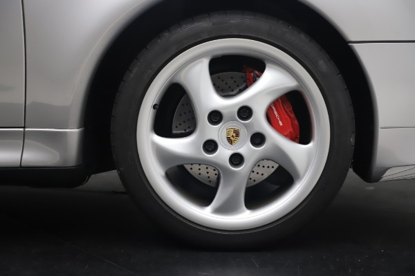 Used 1998 Porsche 911 Carrera 4S for sale Sold at Aston Martin of Greenwich in Greenwich CT 06830 23