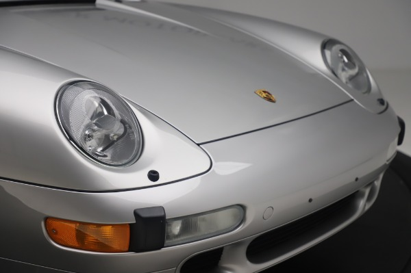 Used 1998 Porsche 911 Carrera 4S for sale Sold at Aston Martin of Greenwich in Greenwich CT 06830 25