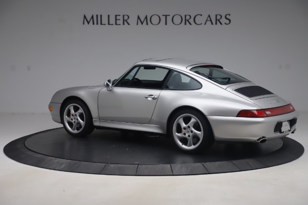 Used 1998 Porsche 911 Carrera 4S for sale Sold at Aston Martin of Greenwich in Greenwich CT 06830 3