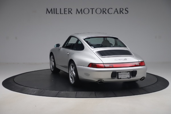Used 1998 Porsche 911 Carrera 4S for sale Sold at Aston Martin of Greenwich in Greenwich CT 06830 4