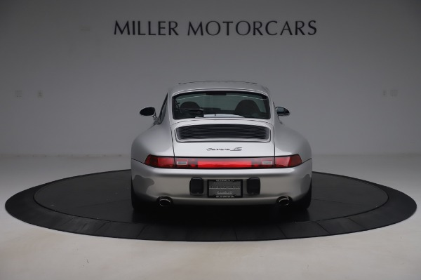 Used 1998 Porsche 911 Carrera 4S for sale Sold at Aston Martin of Greenwich in Greenwich CT 06830 5