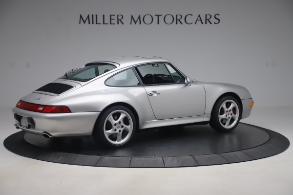 Used 1998 Porsche 911 Carrera 4S for sale Sold at Aston Martin of Greenwich in Greenwich CT 06830 7