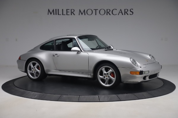 Used 1998 Porsche 911 Carrera 4S for sale Sold at Aston Martin of Greenwich in Greenwich CT 06830 9