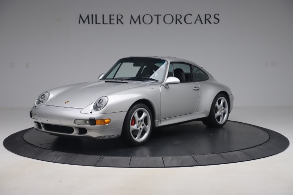 Used 1998 Porsche 911 Carrera 4S for sale Sold at Aston Martin of Greenwich in Greenwich CT 06830 1