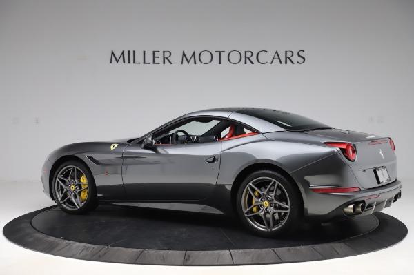 Used 2015 Ferrari California T for sale $141,900 at Aston Martin of Greenwich in Greenwich CT 06830 16