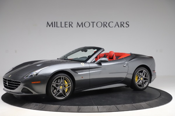 Used 2015 Ferrari California T for sale $141,900 at Aston Martin of Greenwich in Greenwich CT 06830 2
