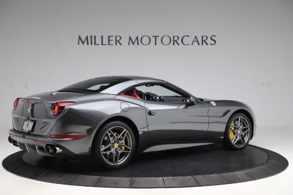Used 2015 Ferrari California T for sale $141,900 at Aston Martin of Greenwich in Greenwich CT 06830 20