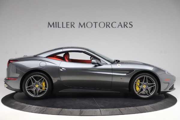 Used 2015 Ferrari California T for sale $141,900 at Aston Martin of Greenwich in Greenwich CT 06830 21