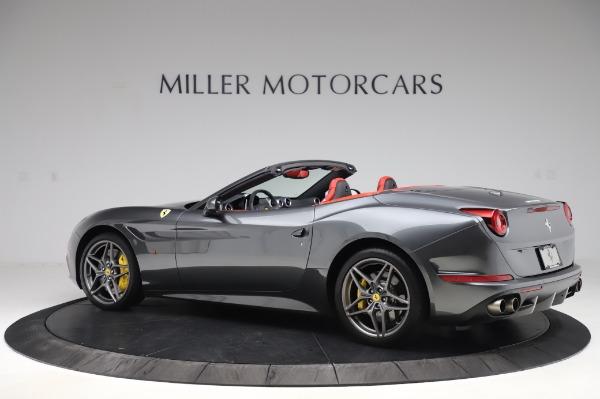 Used 2015 Ferrari California T for sale $141,900 at Aston Martin of Greenwich in Greenwich CT 06830 4