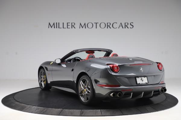 Used 2015 Ferrari California T for sale $141,900 at Aston Martin of Greenwich in Greenwich CT 06830 5