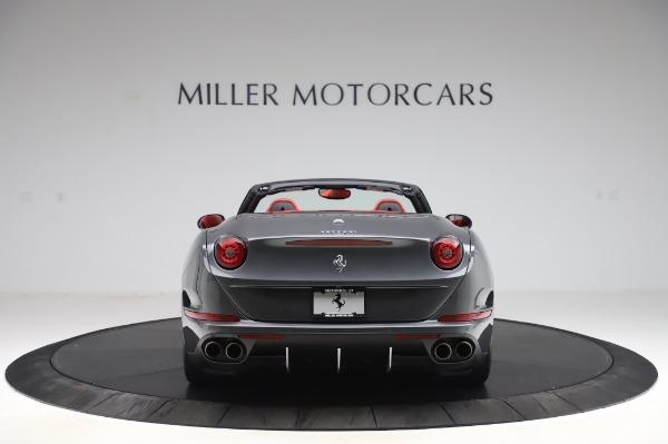 Used 2015 Ferrari California T for sale $141,900 at Aston Martin of Greenwich in Greenwich CT 06830 6