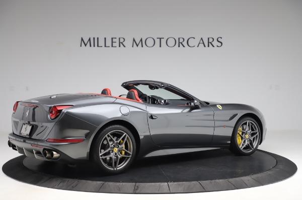 Used 2015 Ferrari California T for sale $141,900 at Aston Martin of Greenwich in Greenwich CT 06830 8