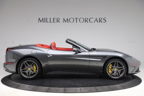 Used 2015 Ferrari California T for sale $141,900 at Aston Martin of Greenwich in Greenwich CT 06830 9