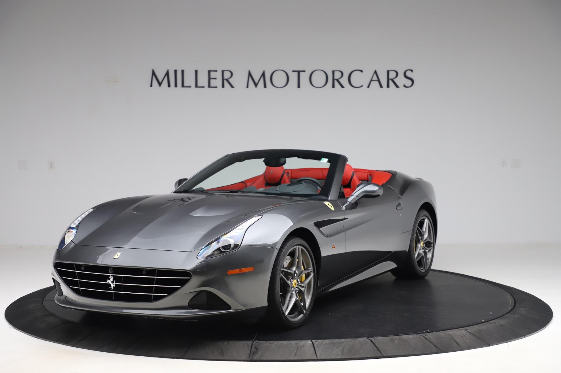 Used 2015 Ferrari California T for sale $141,900 at Aston Martin of Greenwich in Greenwich CT 06830 1