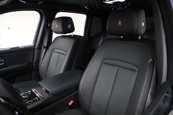 Used 2020 Rolls-Royce Cullinan for sale $355,900 at Aston Martin of Greenwich in Greenwich CT 06830 10
