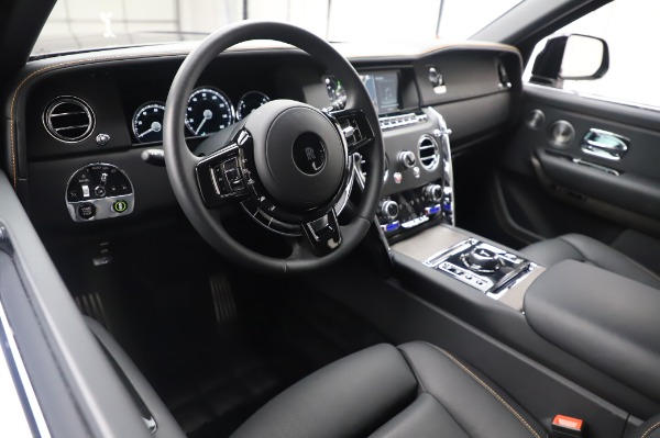Used 2020 Rolls-Royce Cullinan for sale $355,900 at Aston Martin of Greenwich in Greenwich CT 06830 12
